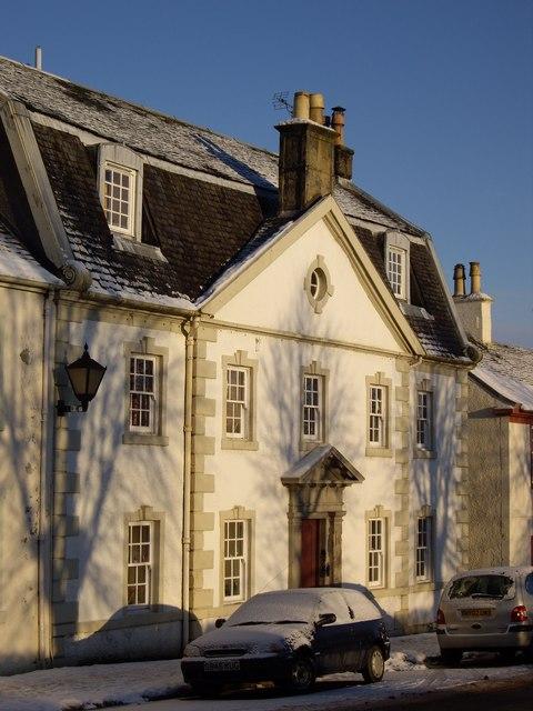 Vernacular building - Polnoon Street