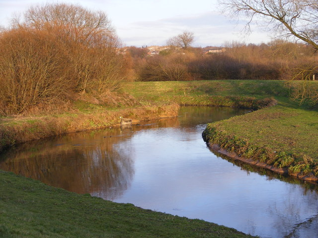 River Tame Bend