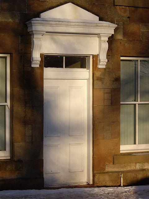 Doorpiece - Polnoon Street