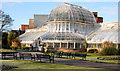 J3372 : Winter Palm House, Botanic Gardens, Belfast by Albert Bridge