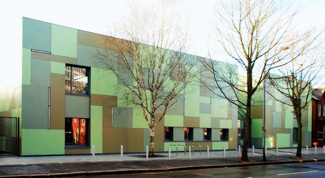 Department of Architecture, Queen's University, Belfast (2)
