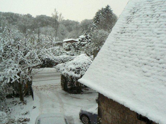 Snowy Uplawmoor