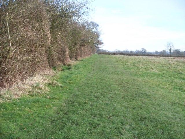 Bridleway to Chastleton