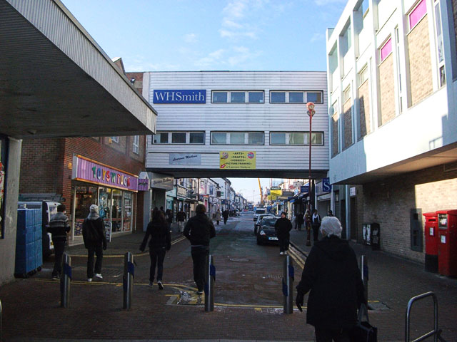 Queens Road, Southend
