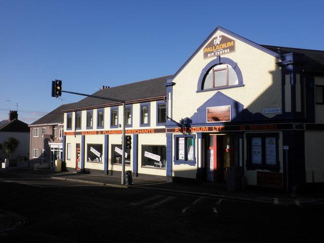 Palladium DIY Centre, St Leven Road, Ford