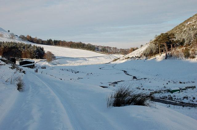 Glen Sax and Upper Newby Farm