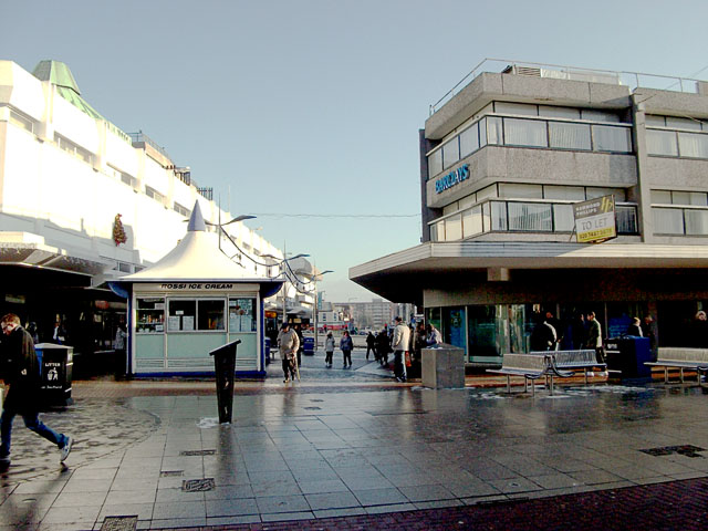 Top of Southend High Street