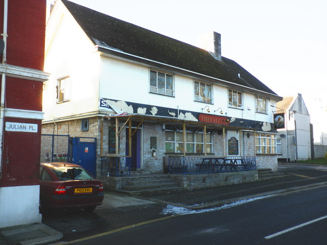 The Falcon, Melville Road, Ford, Plymouth