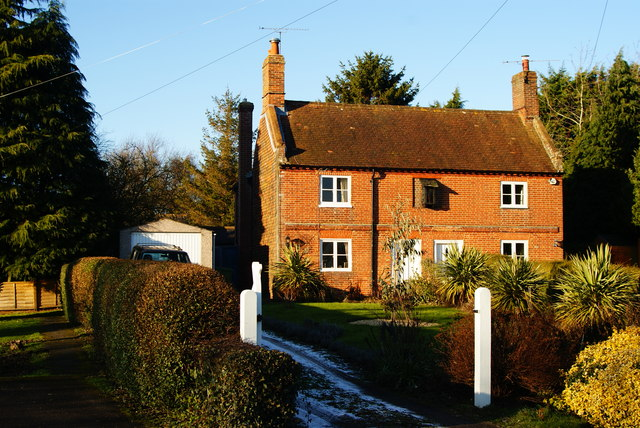 """Turnpike Cottages"", Upper Froyle, Hampshire"