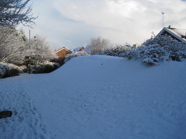 This isn't a Snow Drift