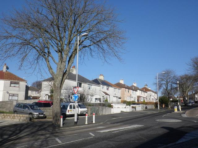 Beacon Park Road, Plymouth