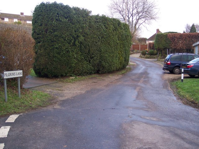 Pilgrim's Lane