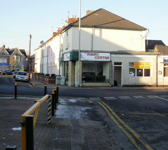 The Piano Centre, Newport