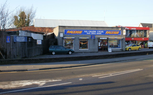 R.G.Callow Cycles, Newport