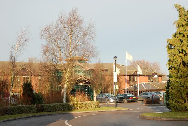 Staverton Park hotel and leisure complex