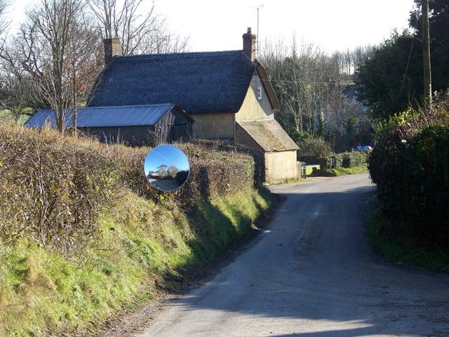 Village scene, Manswood