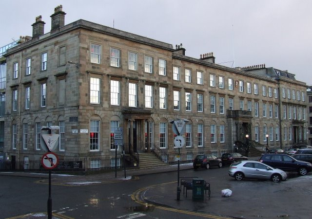Former RSAC building
