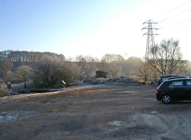 Hartlebury Common - South Car Park