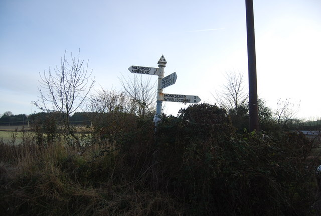 Signpost, Hungerford
