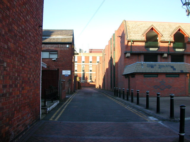 Rugby-Castle Mews