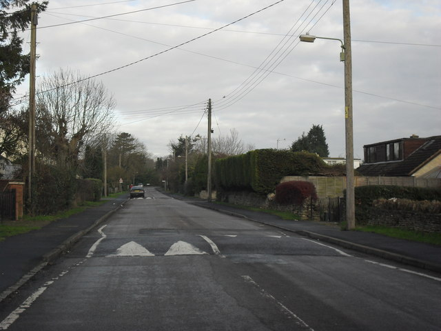 Lawton Avenue. Carterton
