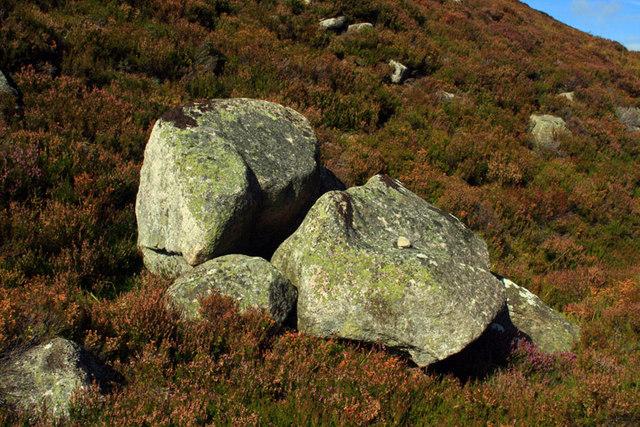 Boulders, Glen Muick