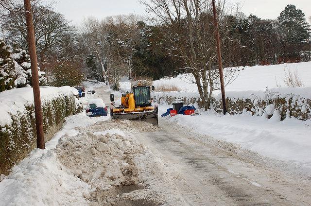 Snowplough, Crichton