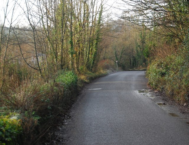 Road to Lower Roadwater