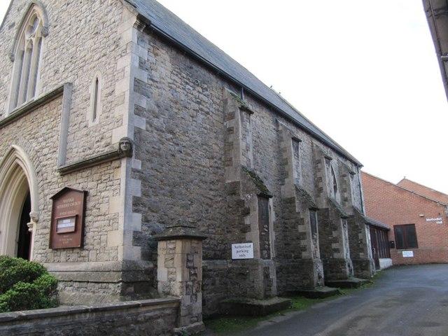 Church on Newbury Street
