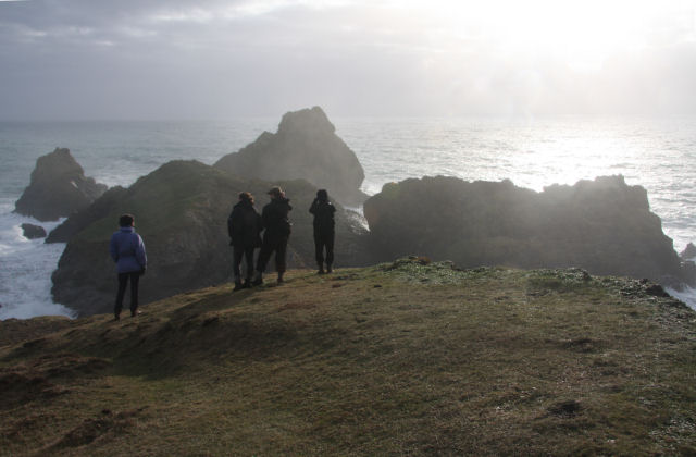 Asparagus Island and Gull Rock