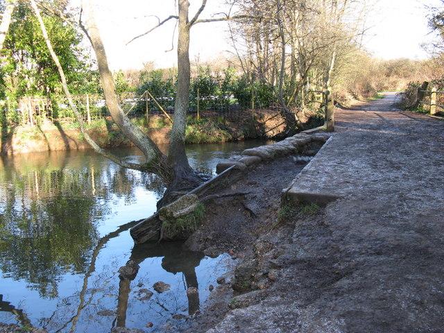 River Arun near Chesworth House