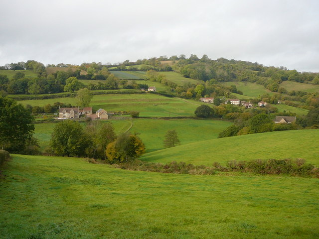 Upper Northend Farm, St Catherine's Valley