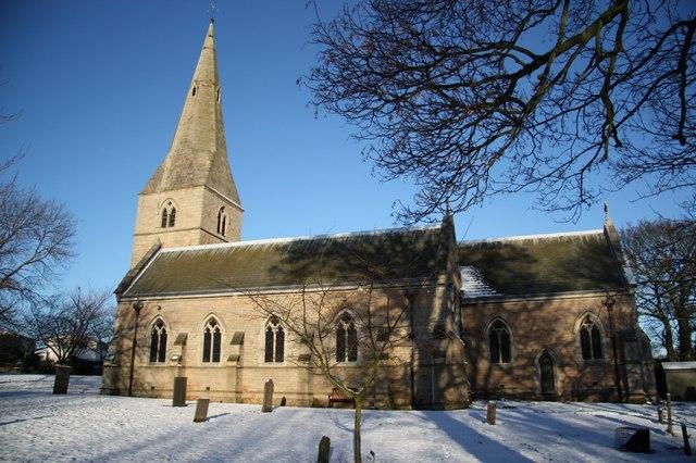 St.Wilfrid's church