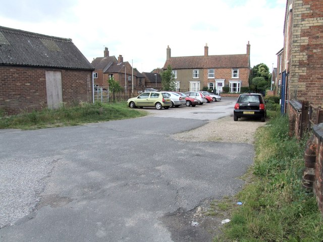 Former Cattle Market, Horncastle