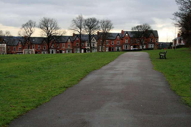 Vivian Road, from Firth Park