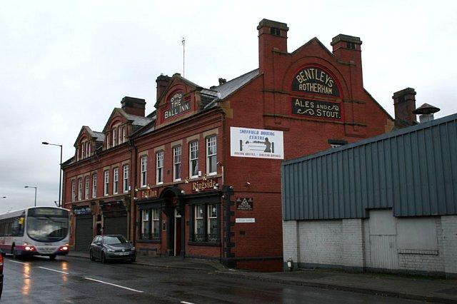 The Ball Inn, Upwell Street