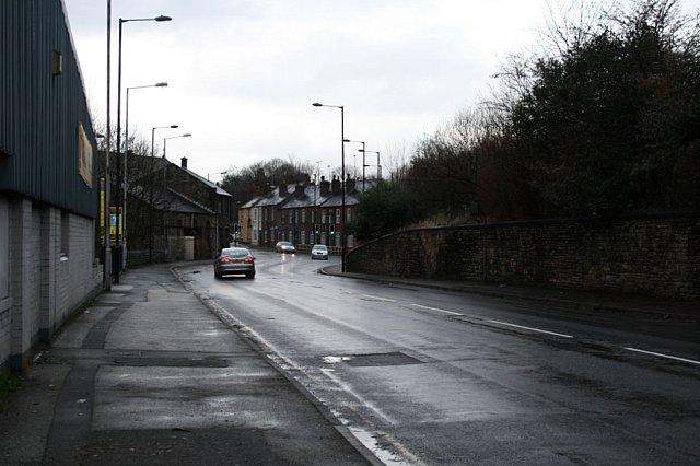 Upwell Street