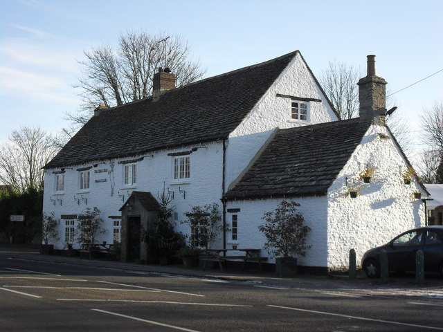The White Hart, Minster Lovell