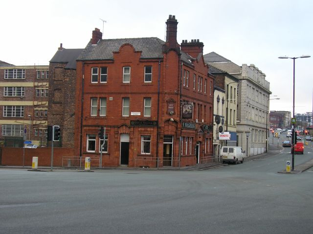 The Ducie Bridge Public House, Manchester
