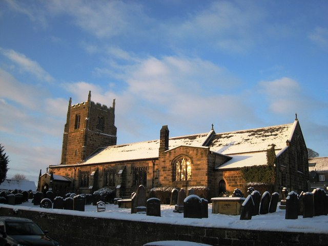 St Peter's Church, Osmotherley