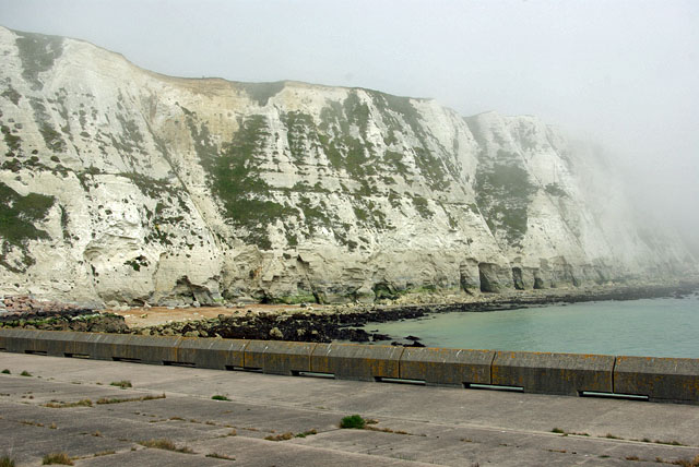 Shakespeare Cliff from Samphire Hoe