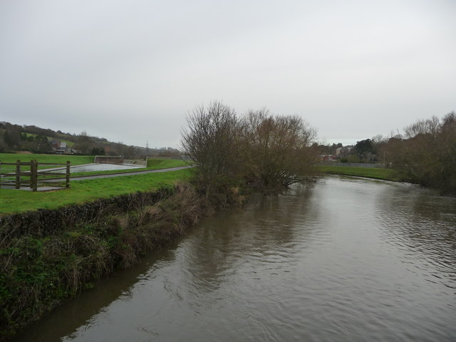 Exeter : The River Exe