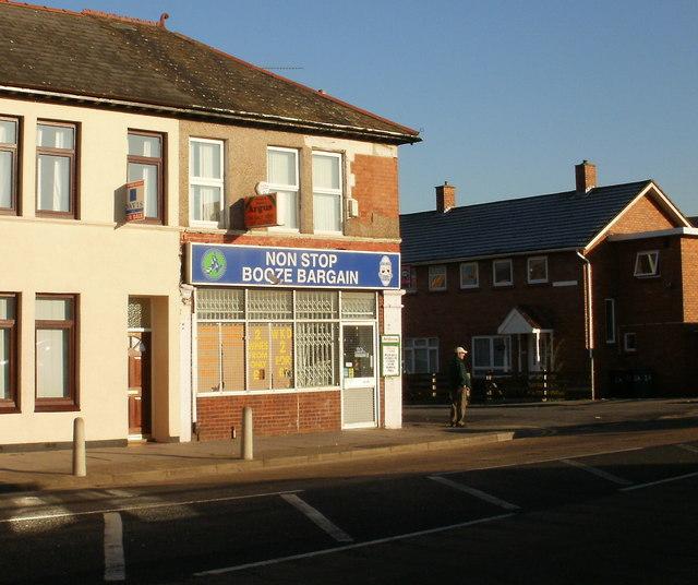 Non Stop Booze Bargain, Newport