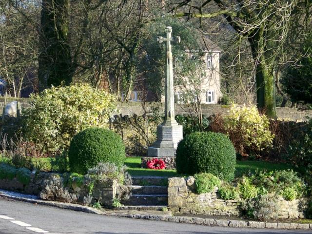 War Memorial, Batcombe