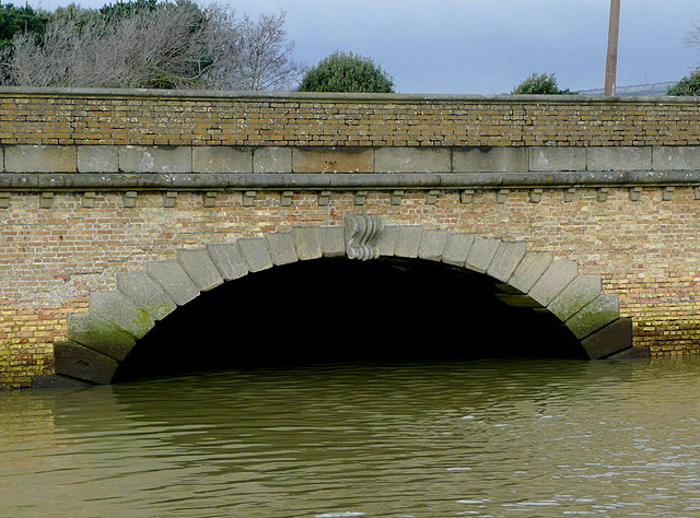 Bridge (detail)  near Shoreham Beach, West Sussex