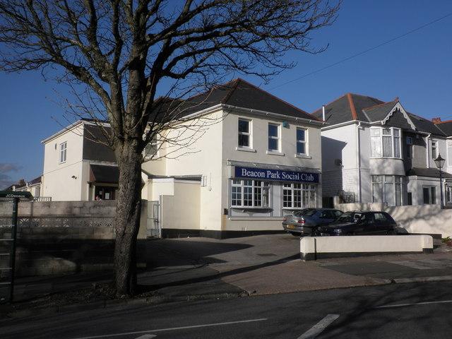Beacon Park Social Club, Plymouth