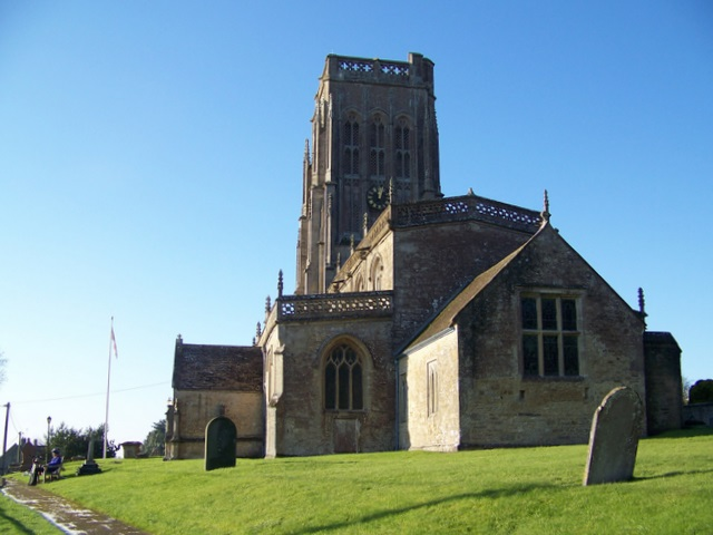 St Mary's Church, Batcombe