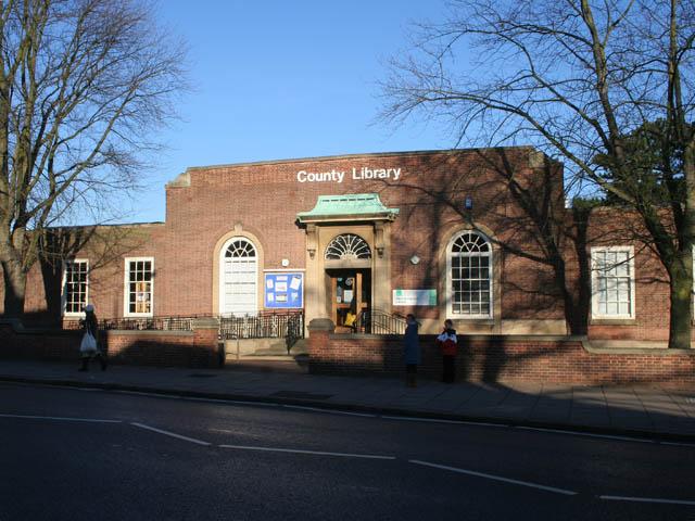 West Bridgford Library