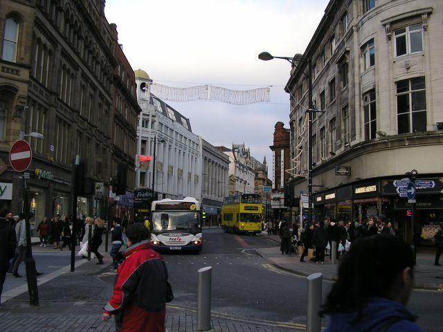 Oldham Street ,Manchester