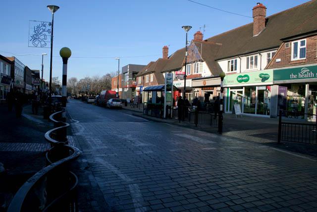 Central Avenue, West Bridgford